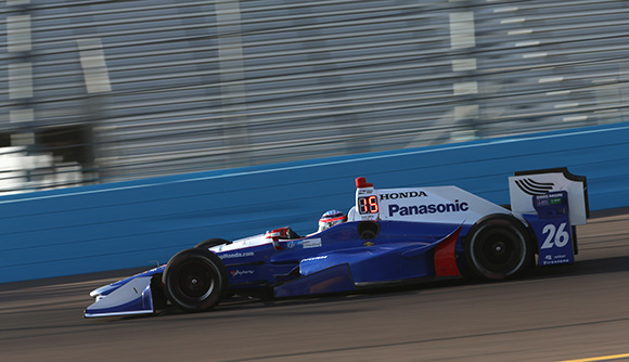 ABeam Consulting Supports race driver Takuma Sato As he continues to take on the world