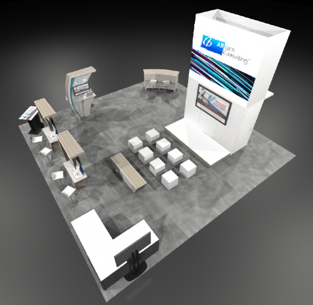 Exhibition Booth #1855