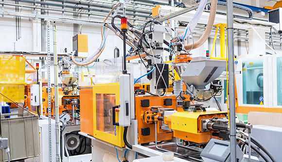 IoT Data-driven Manufacturing