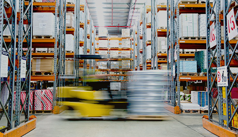 ABeam Cloud® Predictive Warehouse Management(PWM)