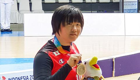 Japan women's national wheelchair basketball team, with ABeam's Mayo Hagino, win silver at Indonesia 2018 Asian Para Games