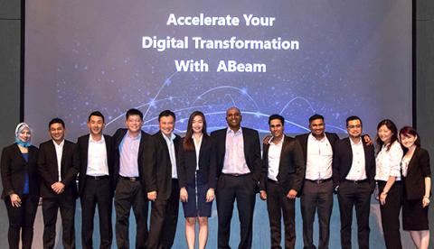 "ABeam Consulting Malaysia held an event themed ""Accelerate your Digital Transformation with ABeam"""
