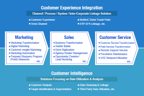 Customer Experience Integration