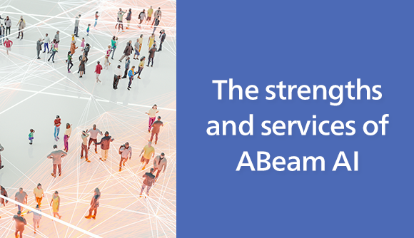 The strengths and services of ABeam AI
