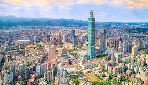 Announcing the opening of our Taiwan office
