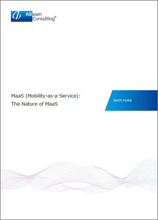 MaaS (Mobility-as-a-Service): The Nature of MaaS | ABeam Consulting