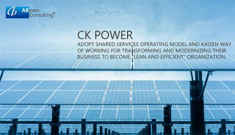 CK Power Public Company Limited