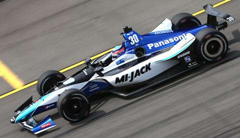 Takuma Sato wins 16th Indycar Grand Prix in Portland