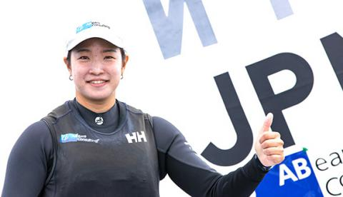 Manami Doi, the Sailing player representing Team Abeam has been qualified for the Tokyo Olympics